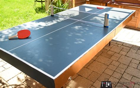 Build-Ping-Pong-Table-Plans