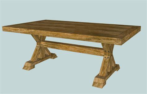 Build-Something-X-Farmhouse-Table