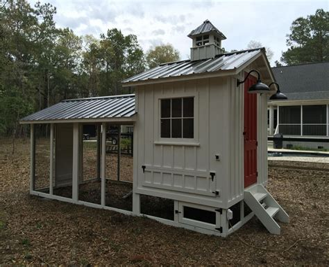 Build-Your-Own-Chicken-Run-Plans