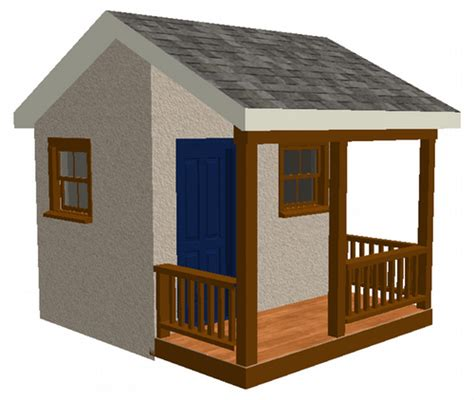Build-Your-Own-Childrens-Playhouse-Plans