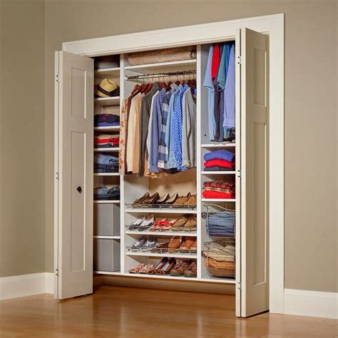 Build-Your-Own-Closet-Organizer-Plans