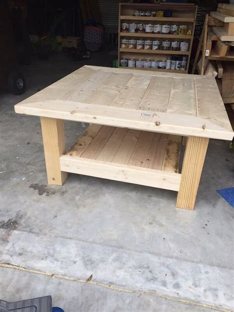 Build-Your-Own-Coffee-Table-Plans