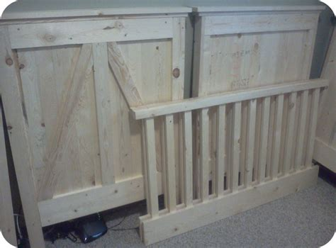 Build-Your-Own-Crib-Plans