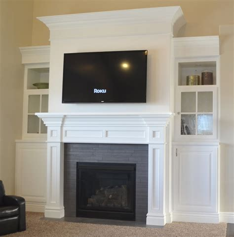 Build-Your-Own-Fireplace-Mantel-And-Surround