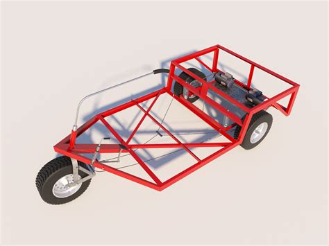 Build-Your-Own-Golf-Cart-Plans