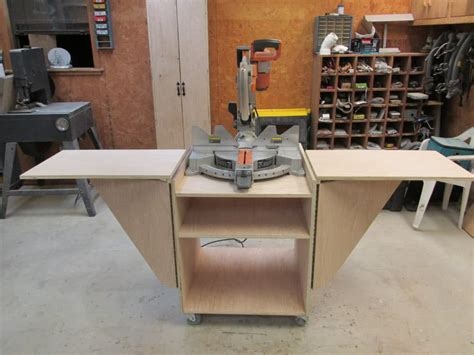 Build-Your-Own-Miter-Saw-Table-Plans