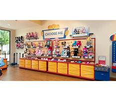 Best Build a bear workshop hours