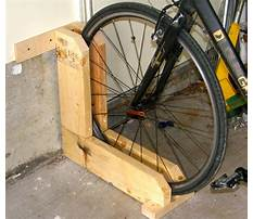Best Build a bike rack from wood