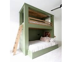 Best Build a bunk bed ladder.aspx