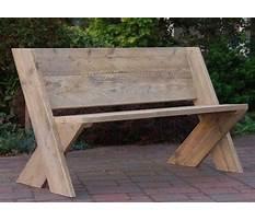 Best Build a garden bench.aspx