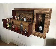 Best Build a liquor cabinet