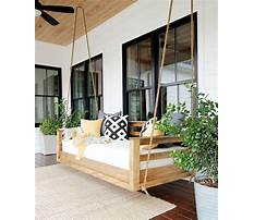 Best Build a swinging bed