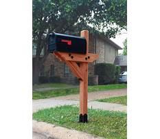 Best Build a wooden mailbox.aspx