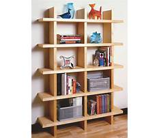 Best Build bookcase plywood