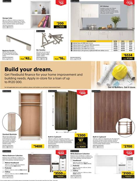 Builders Warehouse Diy Bedroom Cupboards