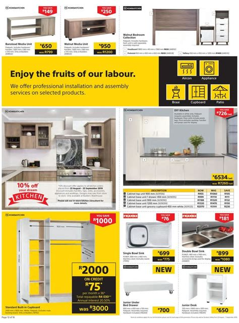 Builders Warehouse Diy Cupboards