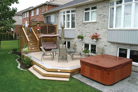 Building A Deck In Burlington Ontario
