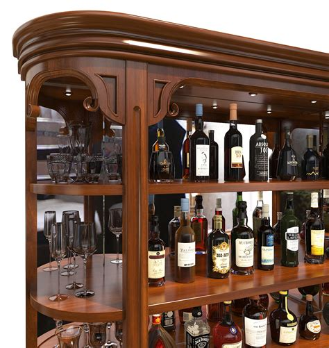 Building A Liquor Display Cabinet