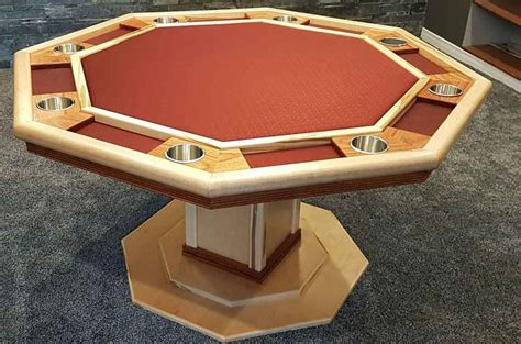 Building A Octagon Poker Table