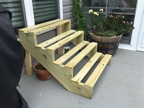 Building A Plant Stand Out Of 2x4shelving
