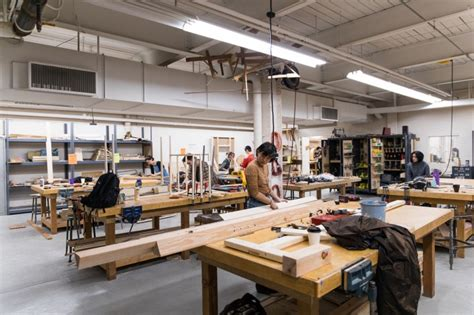 Building A Professional Woodworking Shop