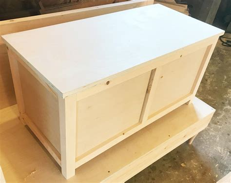 Building A Simple Storage Chest