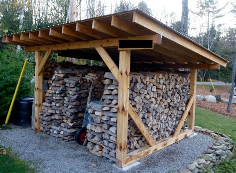 Building A Simple Wood Shed