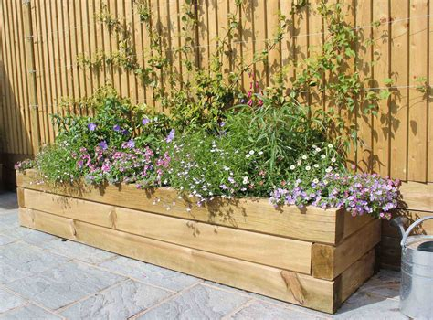 Building A Sleeper Garden Bed