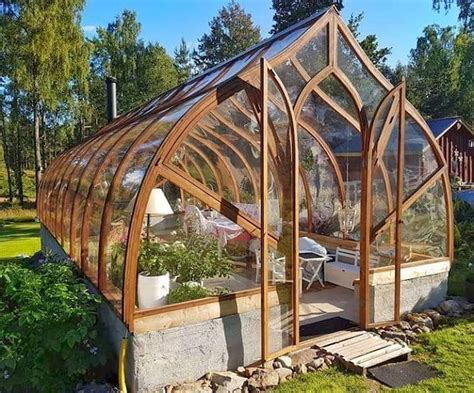 Building A Small Garden Greenhouse Plans