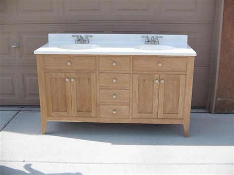 Building A Vanity Cabinet Plans