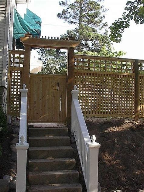 Building A Wood Gate Instructions 1040