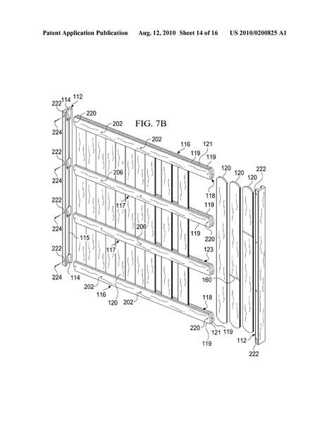 Building A Wood Privacy Fence Diagrams