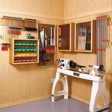 Building A Woodworking Workshop Organization