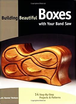 Building Beautiful Boxes With Your Bandsaws 14