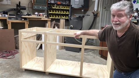 Building Cabinets Youtube