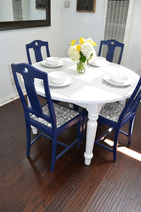 Building Dining Table Chairs