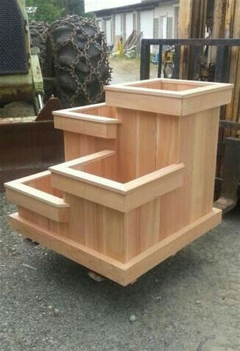 Building Flower Boxes For Deck