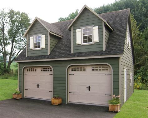 Building Plans For 2 Story Garage Packages
