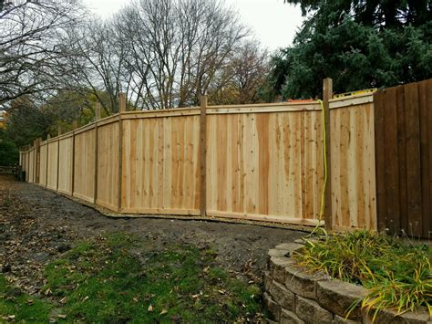 Building Plans For 6-foot Wooden Fence