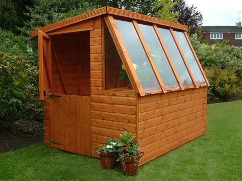 Building Plans For Potting Sheds