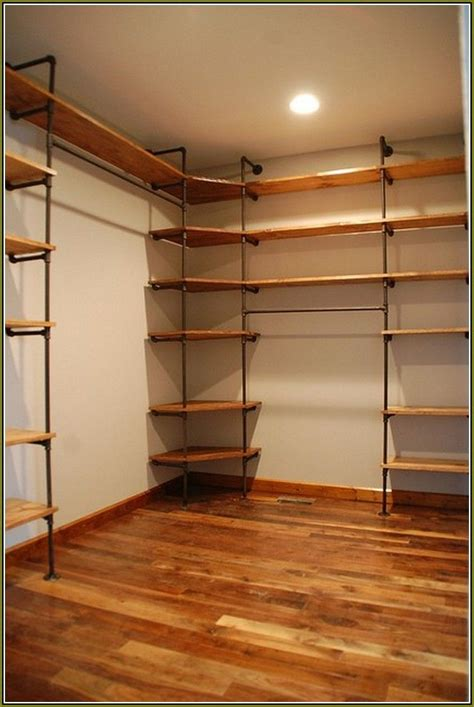 Building Plans For Walk In Closet