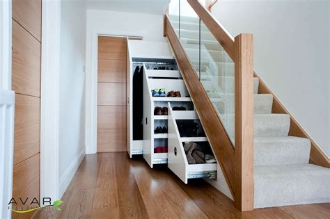 Building Stairs With Storage