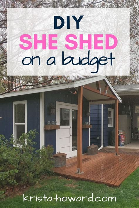 Building a shed on a budget.aspx Image