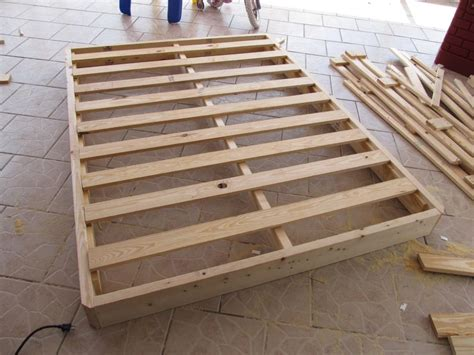Building-A-Box-Spring-Diy