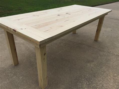 Building-A-Simple-Farm-Table