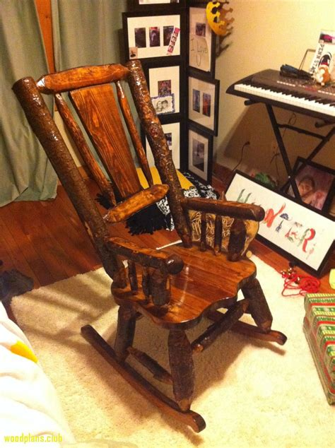 Building-An-Indoor-Rocking-Chair-Plans