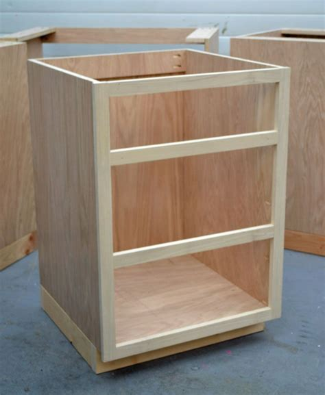 Building-Kitchen-Base-Cabinets