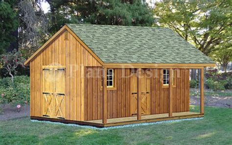 Building-Plans-20-X-20-Shed