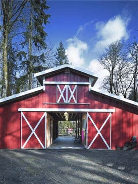 Building-Plans-For-A-Big-Red-Barn