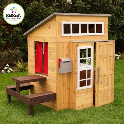 Building-Plans-For-A-Playhouse-With-Garage